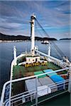 Line Ferry to Koniya, Amami Oshima, Amami Islands, Kagoshima Prefecture, Japan