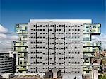 Manchester Civil Justice Centre. Architects: Denton Corker Marshall