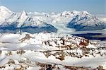 Argentina, Satan Cruz province, Los Glaciares national park, Upsala glacier
