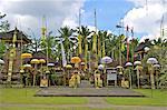 Indonesia, Bali, near Ubud, Galunghan festival