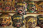 Indonesia, Bali, Ubud, craft industry