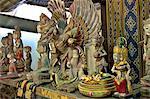 Indonesia, Bali, Tenganan, craft industry