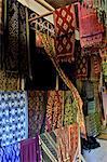 Indonesia, Bali, Tenganan, carpet