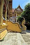 Thailand, Chiang Mai, Wat Muang Mang