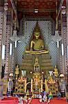 Thaïlande, monastère de Wat Arun, Bangkok