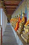 Thaïlande, Bangkok, Wat Arun, Bouddha
