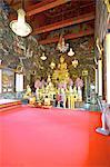 Thaïlande, Bangkok, Wat Arun, à l'intérieur du temple principal