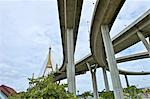 Autoroute de Thaïlande, Bangkok,