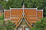 Thailand, Bangkok, Wat Saket