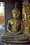 Thailand, Chiang Mai, wat phrathat doi suthep, Chedi, Buddha