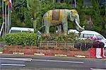 Thailand, Chiang Mai, wat phrathat doi suthep