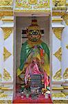 Thailand, Chiang Mai, wat phrathat doi suthep, statue