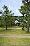 Thaïlande, district de l'Isan, Phimai, ruiné temple khmer