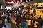 Batik market of Pasar Beringharjo, Yogyakarta, Java, Indonesia, Southeast Asia, Asia