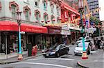 Chinatown, San Francisco, California, United States of America, North America