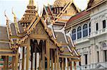 Le Grand Palais, Bangkok (Thaïlande), l'Asie du sud-est, Asie