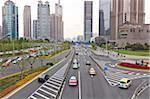 New Century Boulevard, Pudong, Shanghai, China, Asia