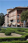Largo G Garibaldi, Modène, Emilia Romagna, Italie, Europe