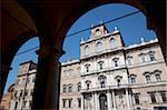 Ducal Palace, Modène, Emilia Romagna, Italie, Europe