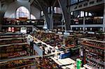 Markthalle, Hala Targowa, Old Town, Breslau, Schlesien, Polen, Europa