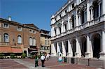 Piazza Vecchia, Bergamo, Lombardie, Italie, Europe