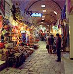 La Medina Sousse, Sahel, Tunisie, Afrique du Nord, Afrique