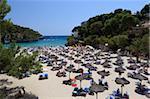 Cala Santanyi, Mallorca (Majorca), Balearic Islands, Spain, Mediterranean, Europe
