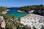 Cala Llombards, Mallorca (Majorca), Balearic Islands, Spain, Mediterranean, Europe