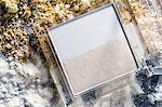 Lidschatten Box, close-up