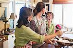 Produktfamilie Multi-Generation Kochen in der Küche