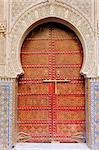 Mosque Sidi Ahmed Tijani in Fez, Morocco