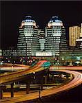P&G Office buildings in downtown Cincinnati, Ohio