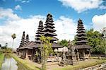 Royal Taman Ayun temple in Bali, Indonesia