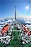 Expedition Vessel, Greenland Sea, Arctic Ocean, Arctic