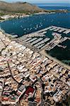 Port de Pollenca, Mallorca, Balearic Islands, Spain, Mediterranean, Europe