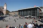 Station, Köln, Nordrhein Westfalen, Deutschland, Mitteleuropa