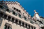 Casa Amatller, Passeig de Gracia,  Barcelona, Catalonia, Spain, Europe