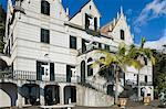 Le palais dans les jardins tropicaux, Funchal, Madeira, Portugal, Atlantique, Europe
