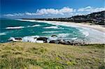 Lighthouse Beach, Port Macquarie, Nouvelle-Galles du Sud en Australie, Pacifique