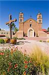 San Miguel Mission, Socorro, New Mexico, United States of America, North America