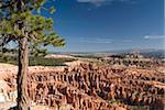 Inspiration Point, Bryce Canyon Nationalpark, Utah, Vereinigte Staaten von Amerika, Nordamerika