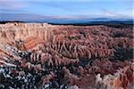 Bryce Canyon at Dusk, Utah, USA