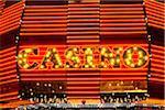 Fremont Hotel & Casino, Fremont Street, Las Vegas, Nevada, USA