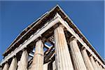 Hephaisteion temple in Ancient Agora