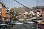 Tai O, Lantau Island, Hongkong