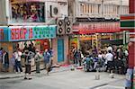 Stanley Street, Central, Hong Kong