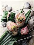 stuffed raw fish