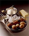 ingrédients pour le saucisson brioche