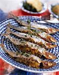 sardines farcies aux pignons de pin