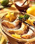 creole banana fritters